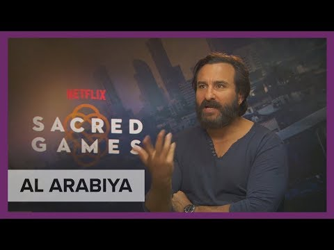 Saif Ali Khan on Sacred Games: 'The most exhausting shoot of my career'