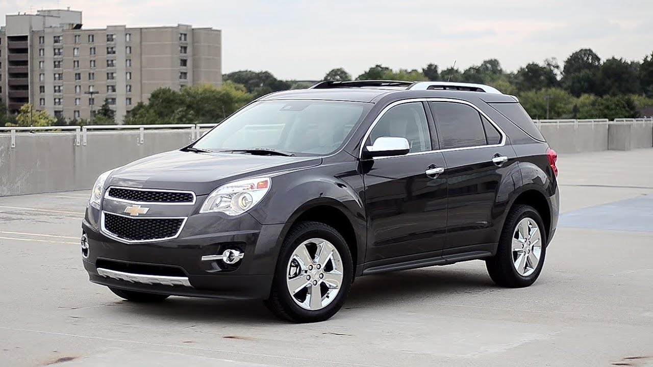 Equinox 2013 chevrolet equinox lt : 2013 Chevrolet Equinox - WINDING ROAD POV Test Drive - YouTube