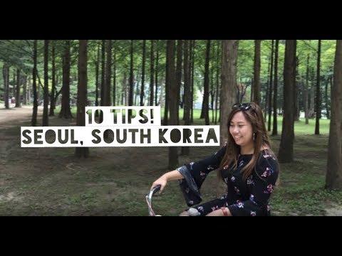10 TIPS Seoul, South Korea  Travels By Edge 10 TipsHacks