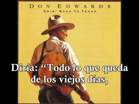 Coyotes-Don Edwards (Subtítulos Español)