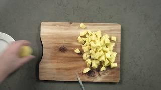 Быстрые рецепты из курицы | Сырный суп