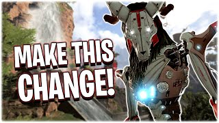 This change to Gold Weapons would change everything.. (Apex Legends PS4)