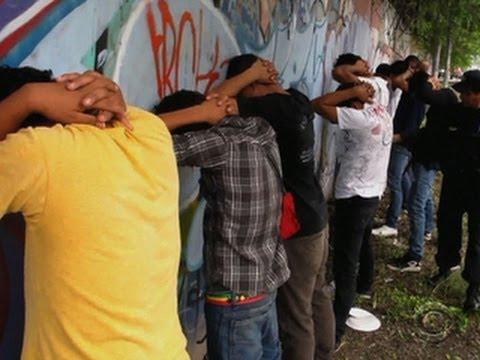 Immigrant children crossing border into U.S. to escape violence