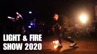 Light & Fire Show 2020