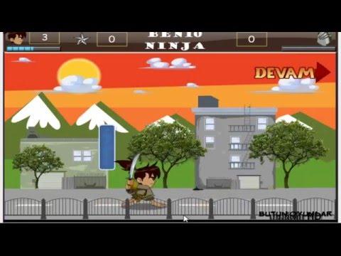 เกมเบนเทน Ben10 Ninja