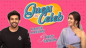 'Luka Chuppi': Kartik Aaryan and Kriti Sanon Play The CRAZY Game Of 'Guess The Celeb'