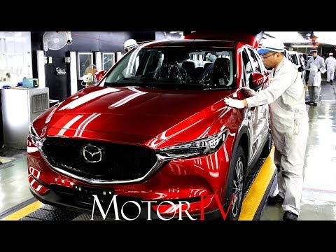 MAZDA MANUFACTURING l   The automaker's philosophy l Clip (ENG )