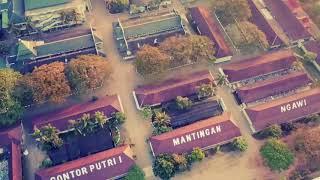 Gontor Putri Mantingan Aerial View