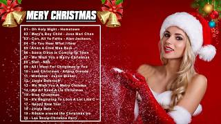 Christmas Music 2020 - Greatest Classic Christmas Songs Medley Nonstop - Merry Christmas Caro