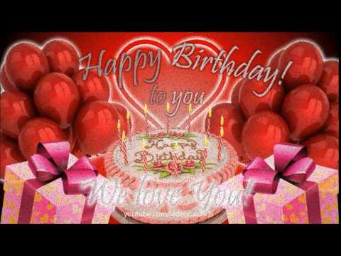 Free Birthday Cards, Happy Birthday Cards ⭐⭐[ANIMATED]⭐⭐