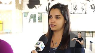 Jornal Acontece - Parlamento Jovem: Escola Prof. Antônio dos Santos LIBRAS