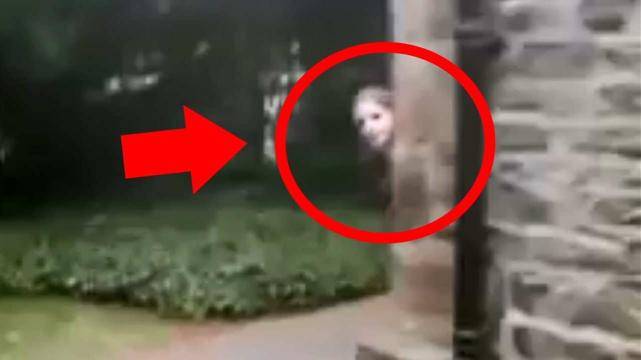 Real Ghost Caught On Camera? Top 5 Scary Haunted Houses ...