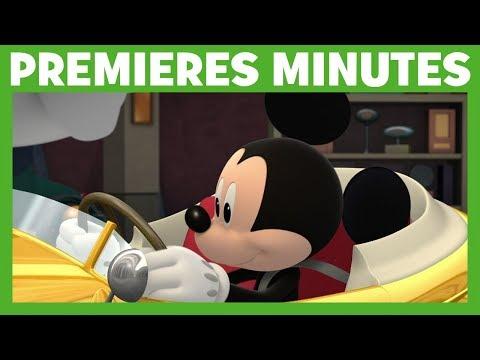 Mickey et ses amis : Top Départ ! - La voiture de collection
