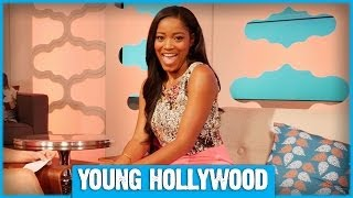Keke Palmer on Her JUST KEKE Talk Show & Social Media