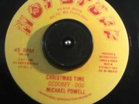 MICHAEL POWELL CHRISTMAS TIME