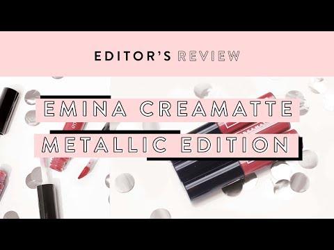 nyobain-emina-creamatte-metallic-edition-|-editor's-review