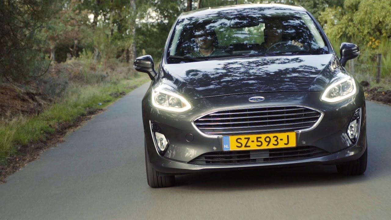 Ford Fiesta Private Lease Bij Justlease Youtube