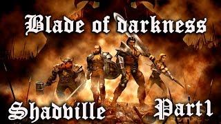 Severance: Blade of Darkness Прохождение игры Часть 1: Вступление