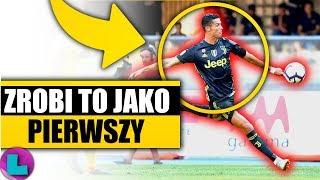 Cristiano Ronaldo PIERWSZY W HISTORII FOOTBALLU!  Lewandowski REZYGNUJE!