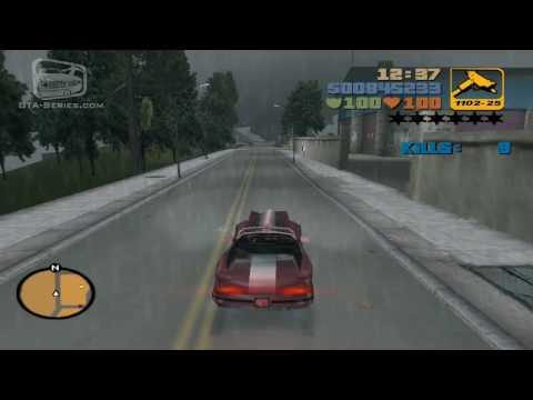 GTA 3 - Walkthrough - Mission #63 - Bait (HD)