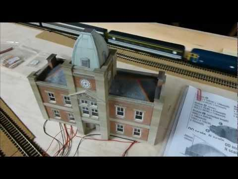 Dean Park Station Video 13 – Scalescenes Large Station Building