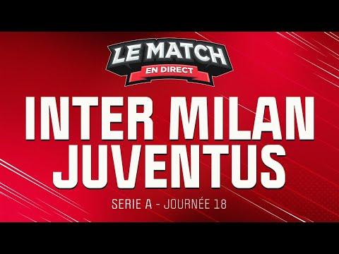 🔴 Inter Milan - Juventus Turin / Inter - Juve (Serie A) Le Match en direct (Football)
