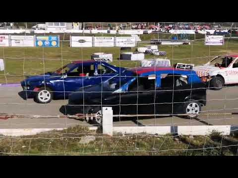 St Day Bangers Supreme Championship (HUGE CRASH) 21/10/18