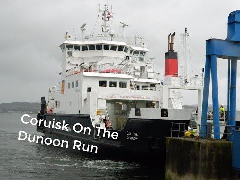 MV Coruisk On The Dunoon Service