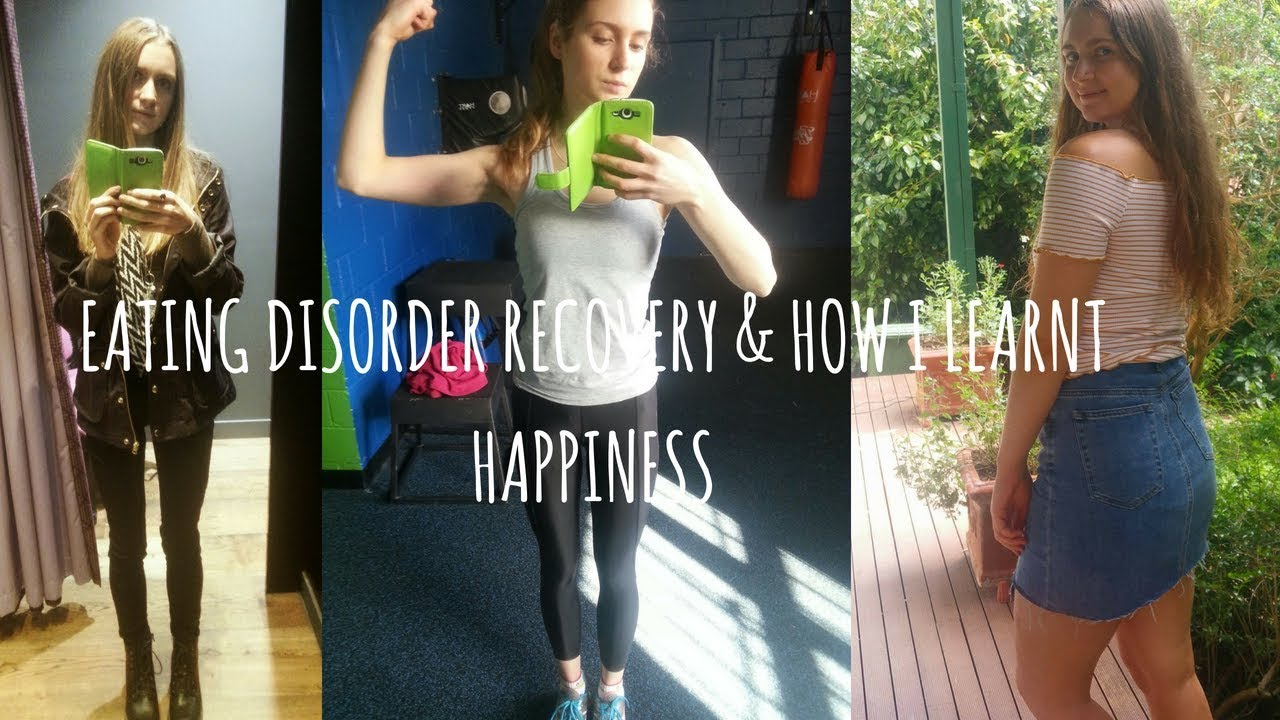 MY STORY,PART 2: How I Recovered from an Eating Disorder,Depression and  Chronic Fatigue