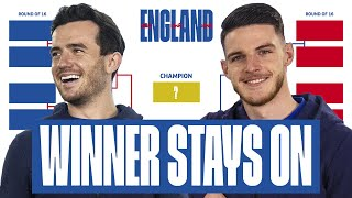 Chilly & Rice Pick Which Country Has the Best Food! 🍕 | Ben Chilwell & Declan Rice | Winner Stays On