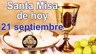 🔴 Santa Misa de hoy viernes 21 septiembre 2018 No he venido a llamar a los justos