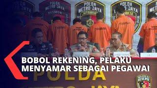 Bank Rugi Rp 22 Miliar, Polisi: Modus Pelaku Menyamar Sebagai Pegawai Bank