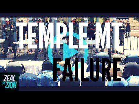 Temple Mt Failure