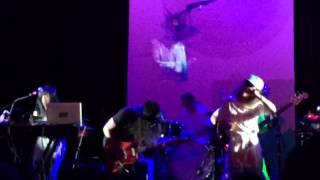 Cibo Matto With Sean Lennon - Birthday Cake - Live - New York - 2014