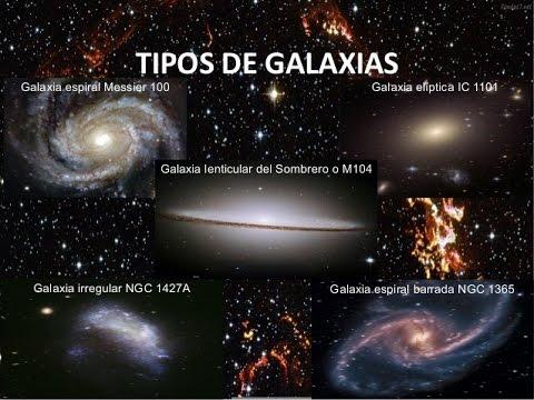 las galaxias más extrañas del universo - YouTube