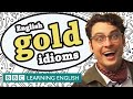 Gold idioms with The Teacher