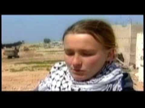 Rachel Corrie - Interview