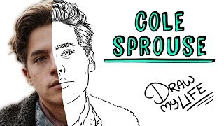 COLE SPROUSE | Draw My Life