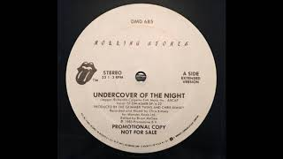 Undercover Of The Night (Extended Version) - The Rolling Stones