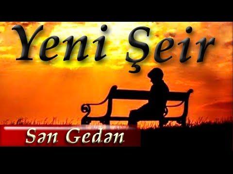 Kenan Akberov - Sen Geden (Şeir) Yeni