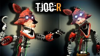 Handmade IGNITED FOXY (LED Eyes) ➤ TJOC: Reborn ★ Polymer clay Tutorial ✔ Giovy Hobby thumbnail