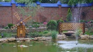 30 примеров украшения сада декоративной мельницей(Декоративная мельница очень хорошо вписывается в стиль кантри, где на берегу водоема обязательно стоит..., 2015-01-30T07:23:48.000Z)