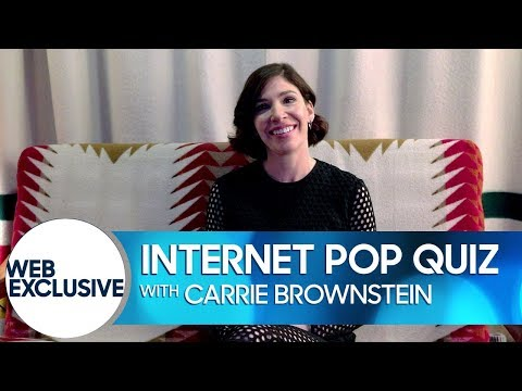 Internet Pop Quiz: Carrie Brownstein