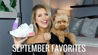 SEPTEMBER MUST HAVES | Fitness, Beauty & More!