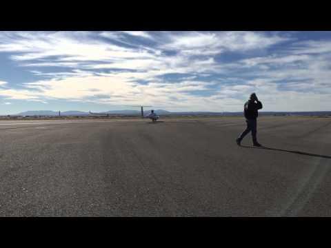 BonusJet TST-14 Takeoff!