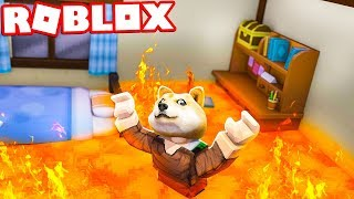 IMPOSSIBLE ROBLOX LAVA POOL CHALLENGE!? SURVIVE TO BE THE BEST Roblox in Spanish
