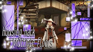 FFXIV: How To Make Multiple Floors - Housing Hack