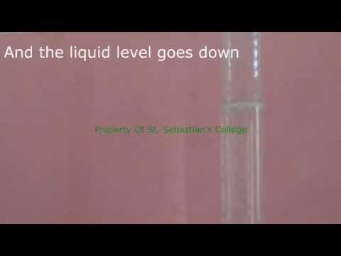 Experimental determination of the relative atomic mass of magnesium youtube SSC