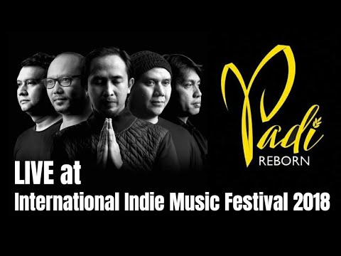 PADI Reborn Full Live Concert at International Indie Music Festival 2018 Mp3