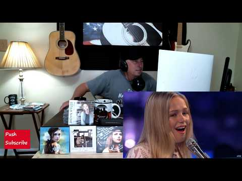 Connie Talbot BGT Champions reaction review